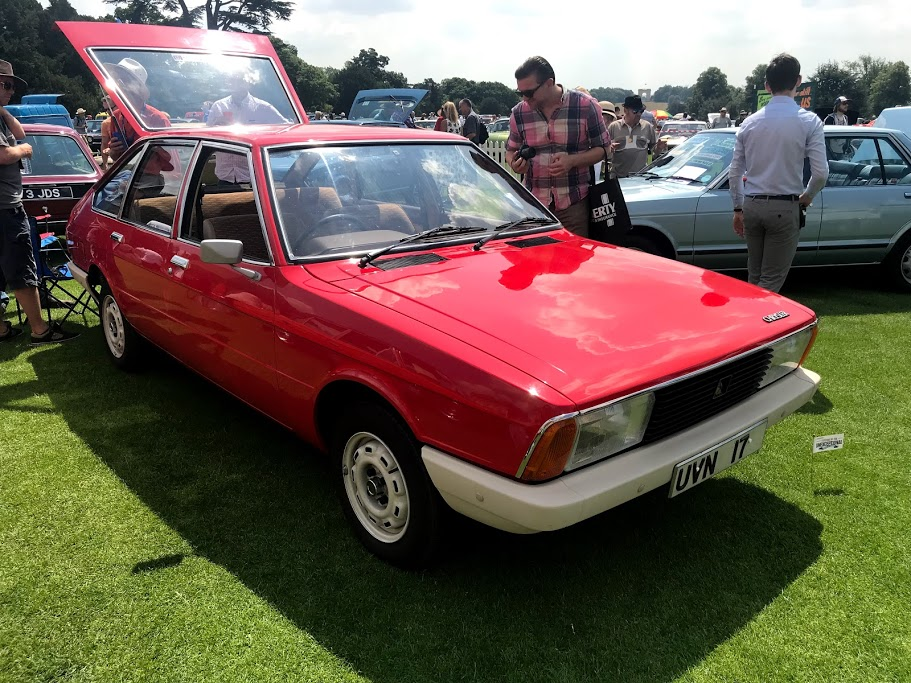 Events : Hagerty Insurance Festival of The Unexceptional